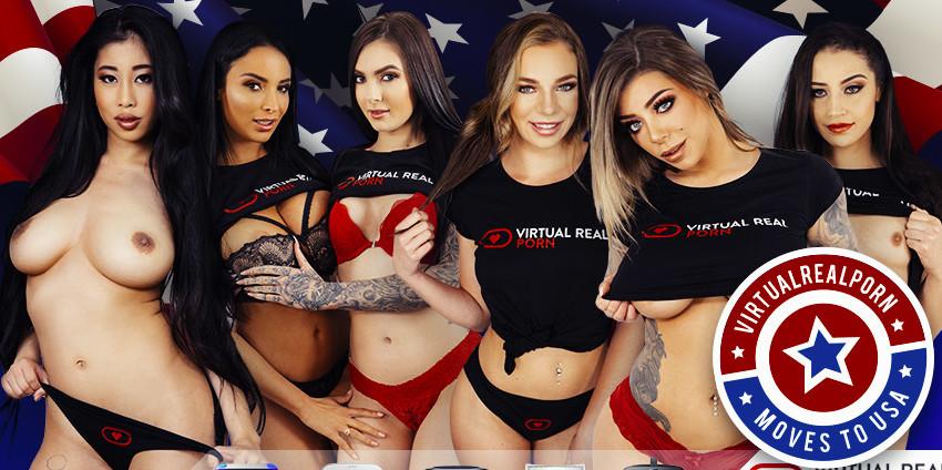 VirtualRealPorn Invades the USA...Again! virtualrealporn vr porn blog virtual reality