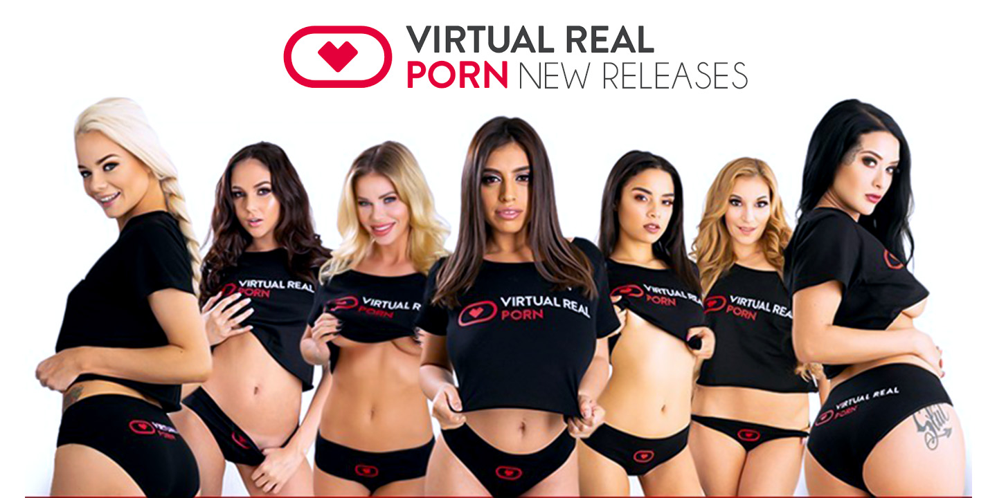 New Premium Releases from VirtualRealPorn vr porn blog virtual reality vr porn blog virtual reality