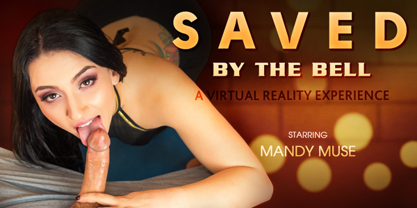 Saved By The Bell VR Bangers Mandy Muse vr porn video vrporn.com virtual reality