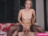 Are You Working Or Spying On Me VRHush Kinuski vr porn video vrporn.com virtual reality