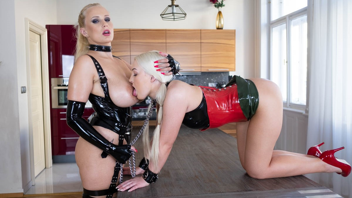 New Slave For You - Big Titty Mistress