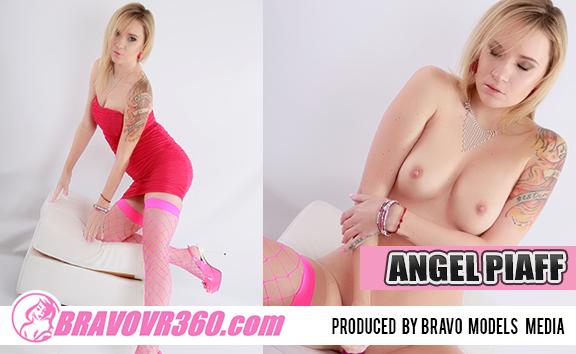 Angel Piaff - Soft Blonde Hottie