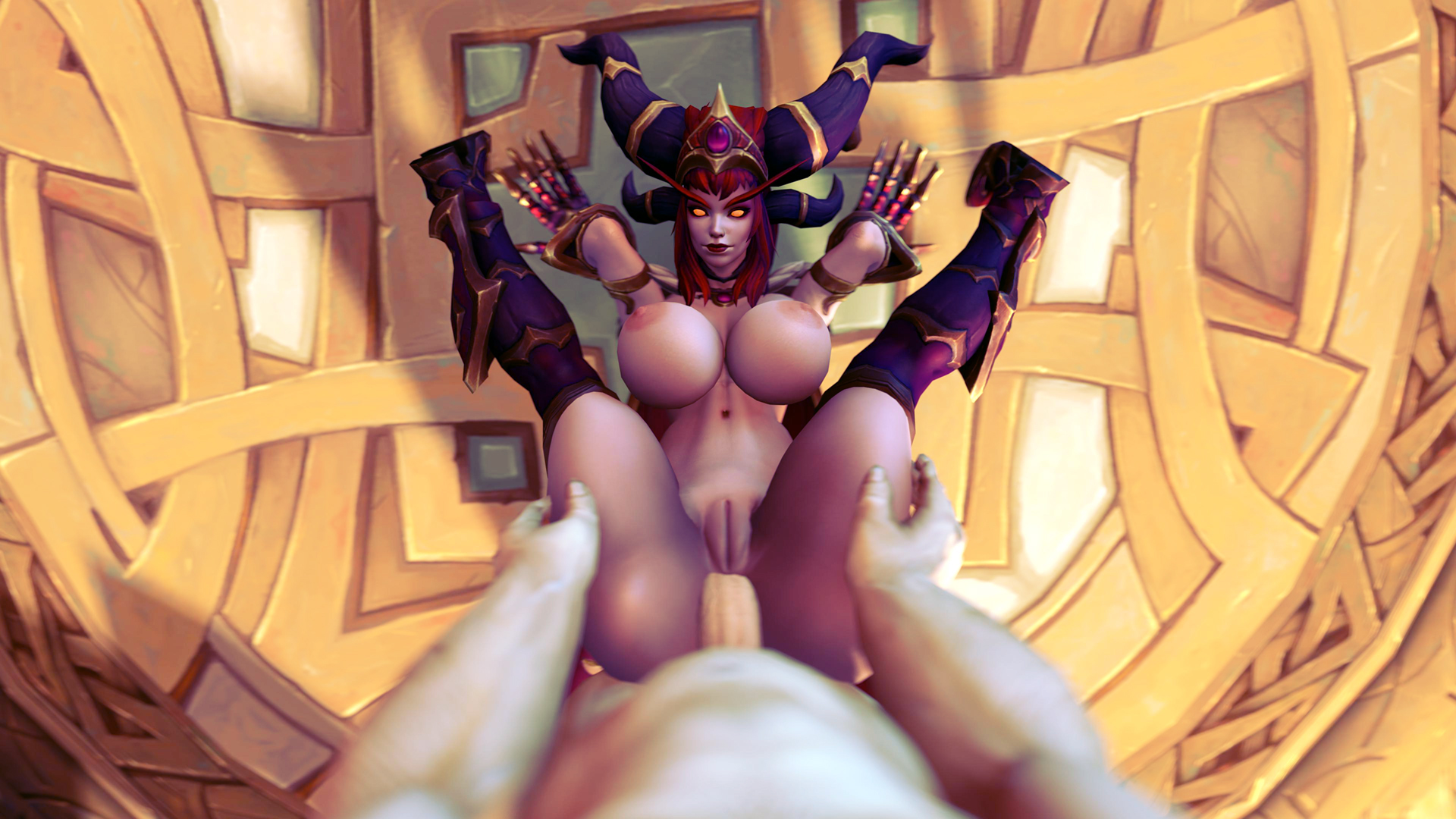 Sexy wit latina pussy