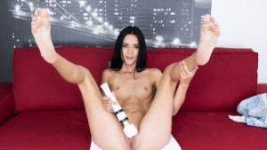 Ukraine Visitor CzechVR Casting Megan Venturi vr porn video vrporn.com virtual reality