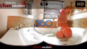 Virgin Caught Bathing Voyeur VixenVR vr porn video vrporn.com virtual reality