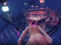 antizero captain hardcore cgi girl vr porn game vrporn.com virtual reality