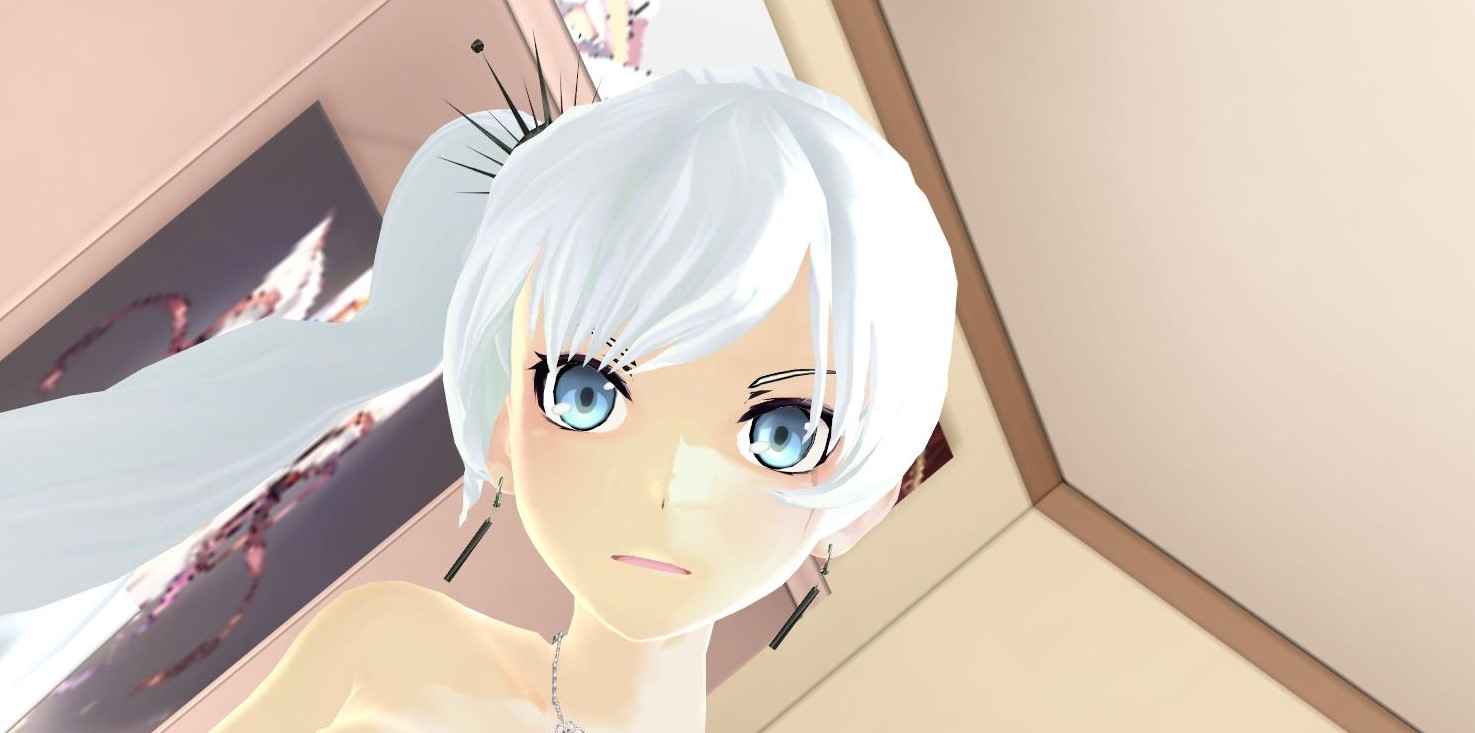 Hentai Porn Star Weiss Schnee Is All Yours - VR Anime lewdfraggy vr porn blog virtual reality