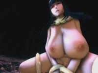 Fire Emblem - Tharja's Obsession Bears Fruit DarkDreams vr porn video vrporn.com virtual reality