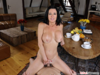 Tea And Squirt Time With Mom VirtualTaboo Veronica Avluv vr porn video vrporn.com virtual reality