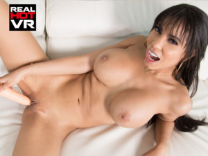 Your Porn Star neighbor Gia Milana wants to fuck you in VR
