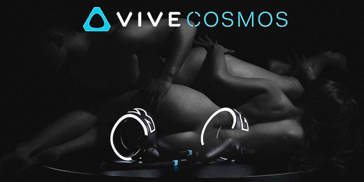 How to Watch VR Porn on the Vive Cosmos vr porn blog virtual reality