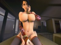 Dead or Alive - Escorted by Momiji DarkDreams vr porn video vrporn.com virtual reality
