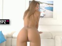 Cutey Pie StripzVR Melena Maria Rya vr porn video vrporn.com virtual reality