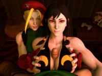 Street Fighter - Endurance Training Involves Boobs DarkDreams vr porn video vrporn.com virtual reality