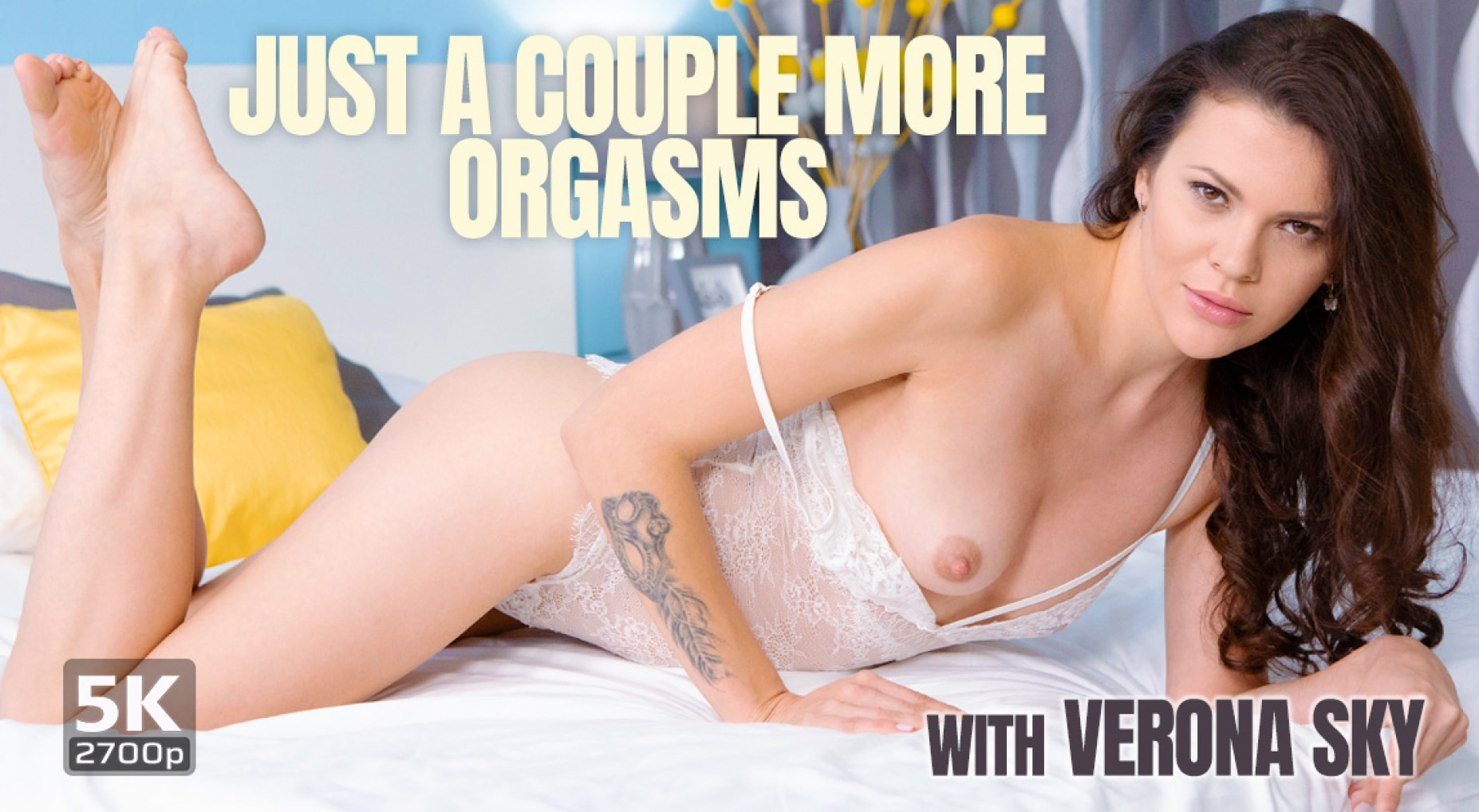 Just A Couple More Orgasms