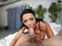 The Nanny Shalina Devine VRConk vr porn video vrporn.com virtual reality