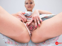 Helena's Delicious Pussy CzechVR Fetish Helena Moeller vr porn video vrporn.com virtual reality