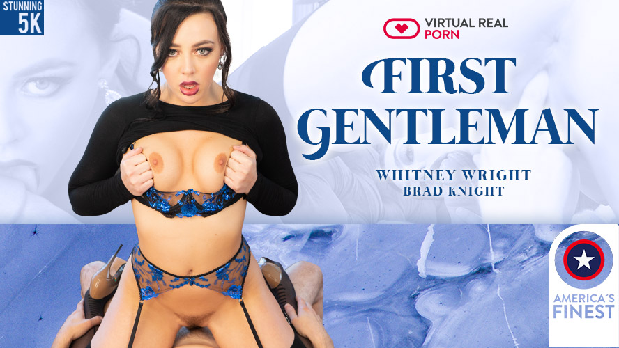 First Gentleman - Sex in the Oval Orifice