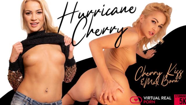 Hurricane Cherry VirtualRealPorn Cherry Kiss vr porn video vrporn.com virtual reality