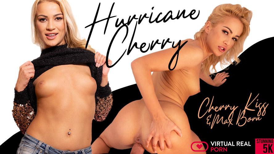 Hurricane Cherry - Blonde Bombshell