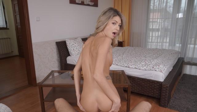 Can You Help Me Shower VRHush Rebecca Volpetti vr porn video vrporn.com virtual reality