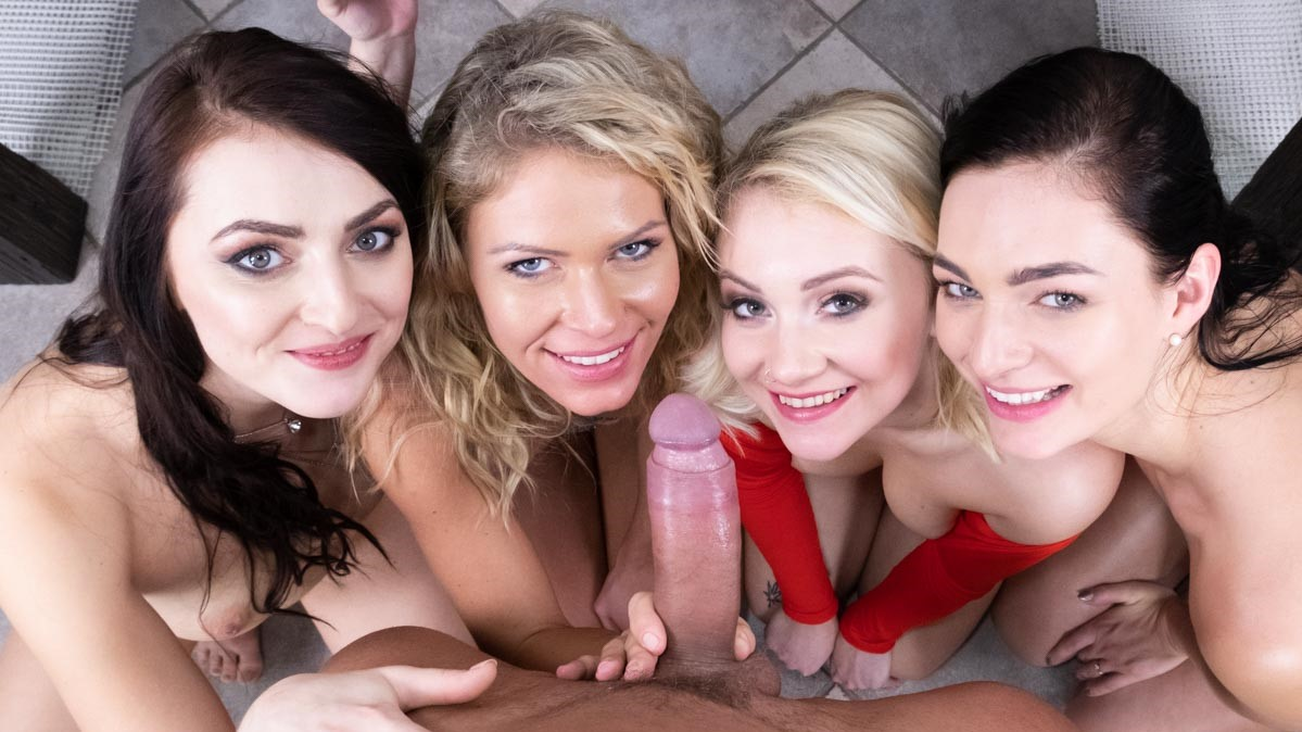 New Year's Fivesome
