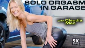 Solo Orgasm In Garage TmwVRnet Claudia Mac vr porn video vpron.com virtual reality