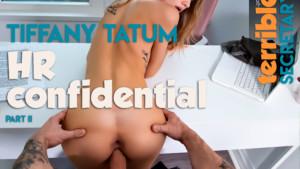 HR Confidential Part 2 perVRt Tiffany Tatum vr porn video vrporn.com virtual reality
