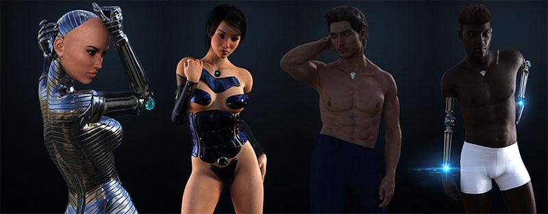 Hybri's initial base model roster