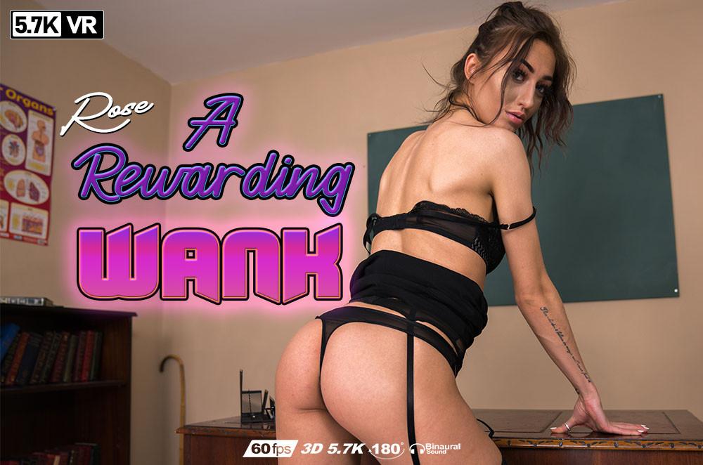 A Rewarding Wank