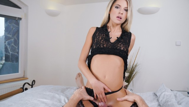 My Petite Girlfriend SexBabesVR Rebecca Volpetti vr porn video vrporn.com virtual reality