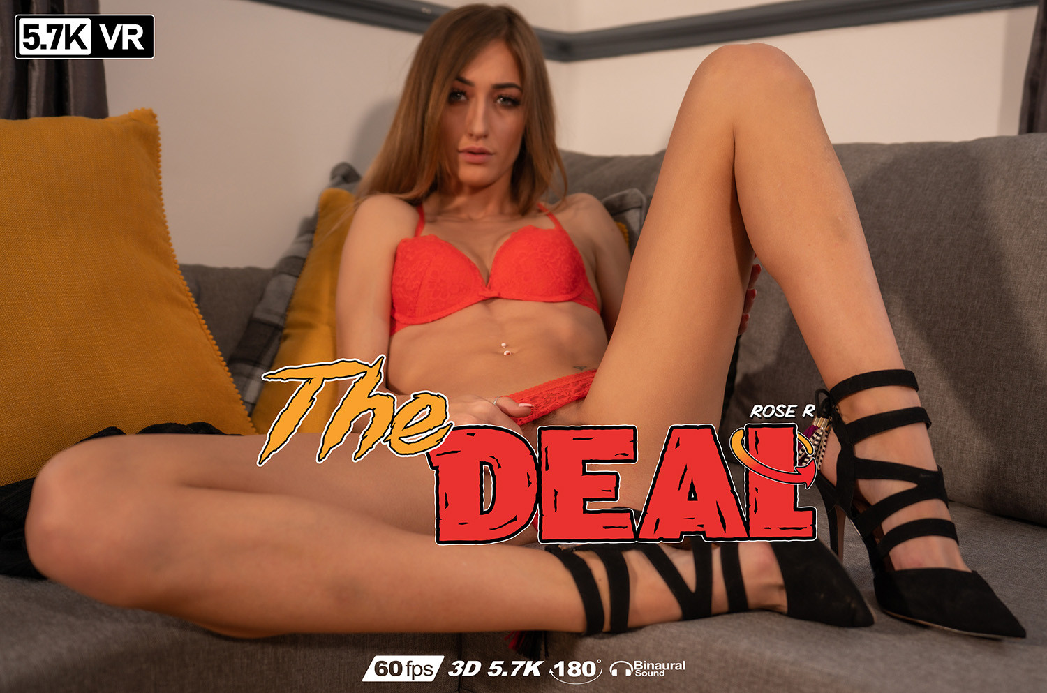 The Deal Rose R