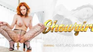 Showgirl VR Bangers Maitland Ward vr porn video vrporn.com virtual reality
