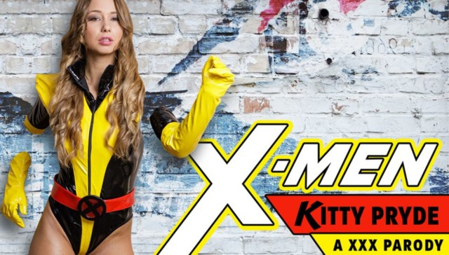 Kitty Pryde A XXX Parody Kitty Pryde A XXX Parody Taylor Sands vr porn video vrporn.com virtual reality