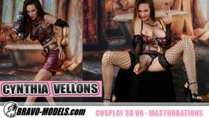 385 Cynthia Vellons Bravomodels vr porn video vrporn.com virtual reality