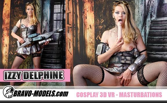 391 Izzy Delphine