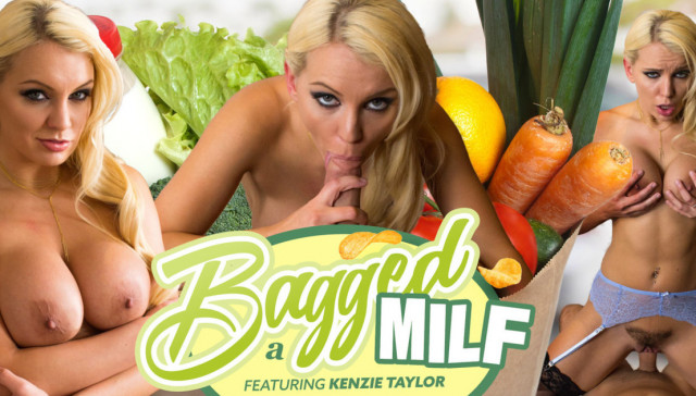 Bagged A MILF MILFVR Kenzie Taylor vr porn video vrporn.com virtual reality