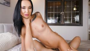Playing Innocent SexBabesVR Freya Dee vr porn video vrporn.com virtual reality