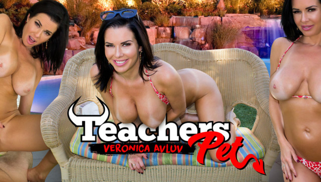Teachers Pet MILFVR Veronica Avluv vr porn video vrporn.com virtual reality