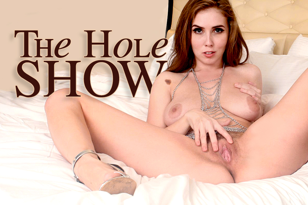 The Hole Show : Part 1 - Petite Teen Lena Paul