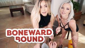 Boneward Bound 18VR Zazie Skymm Selvaggia Babe vr porn video vrporn.com virtual reality