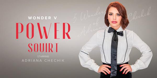 5 Wonders of Chechik: Power Squirt