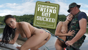 Fisherman's Friend Got Sucked RealityLovers Nicole Love vr porn video vrporn.com virtual reality