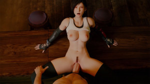 Final Fantasy - Happy Hour Afterhours DarkDreams vr porn video vrporn.com virtual reality