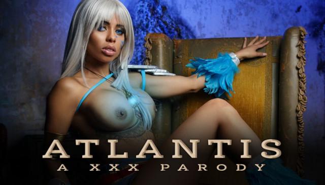 Atlantis A XXX Parody VRCosplayX Canela Skin vr porn video vrporn.com virtual reality