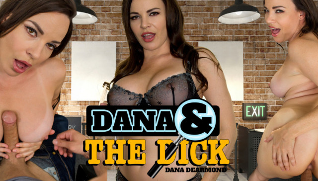 Dana & The Dick MILFVR Dana DeArmond vr porn video vrporn.com virtual reality