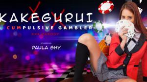 Kakegurui – CUMpulsive Gambler VR Bangers Paula Shy vr porn video vrporn.com virtual reality