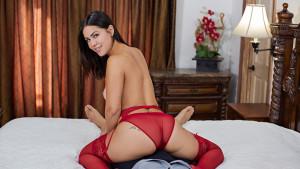 Hall Pass BaDoinkVR Alina Lopez vr porn video vrporn.com virtual reality