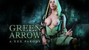 Green Arrow A XXX Parody VRCosplayX Victoria Summers vr porn video vrporn.com virtual reality