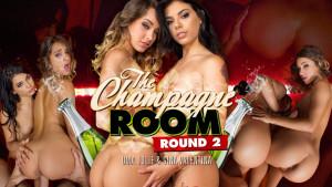 Champagne Room Round 2 WANKZVR Gina Valentina Uma Jolie vr porn video vrporn.com virtual reality